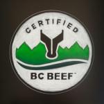 Logo Chalkboard, BC Abattoir Logo Promotional Chalkboard