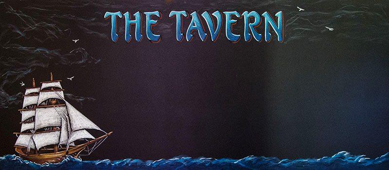 Tavern Chalkboard Specials Signs