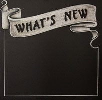 Whats New Specials Chalkboard