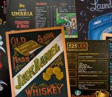 Custom Chalkboard Signs From Chalk It Up Signs