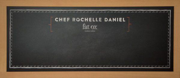 Chef Chalkboard