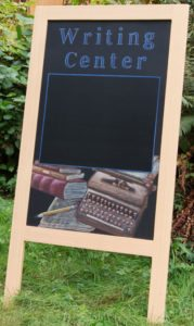 College Writing Room Chalkboard, books, specials chalkboard ,shop for menu chalkboard, shop for chalk art sign, purchase chalkboard art, buy chalk art sign, chalk it up signs, chalk art, chalk signage, hand drawn, hand made, custom chalkboard menu, custom chalk sign, Full Artwork Chalkboards, Menu Chalkboard, Chalk It Up Signs, Custom Chalkboard, Chalk Sign, Chalkboard Menu, Canada, United States, Vancouver, Toronto, Montreal, New York, Los Angeles, chalk art design, hand drawn chalk art, chalkboard art, Nanaimo, California, smudge proof, easel, A Frame, New York City, Bronx