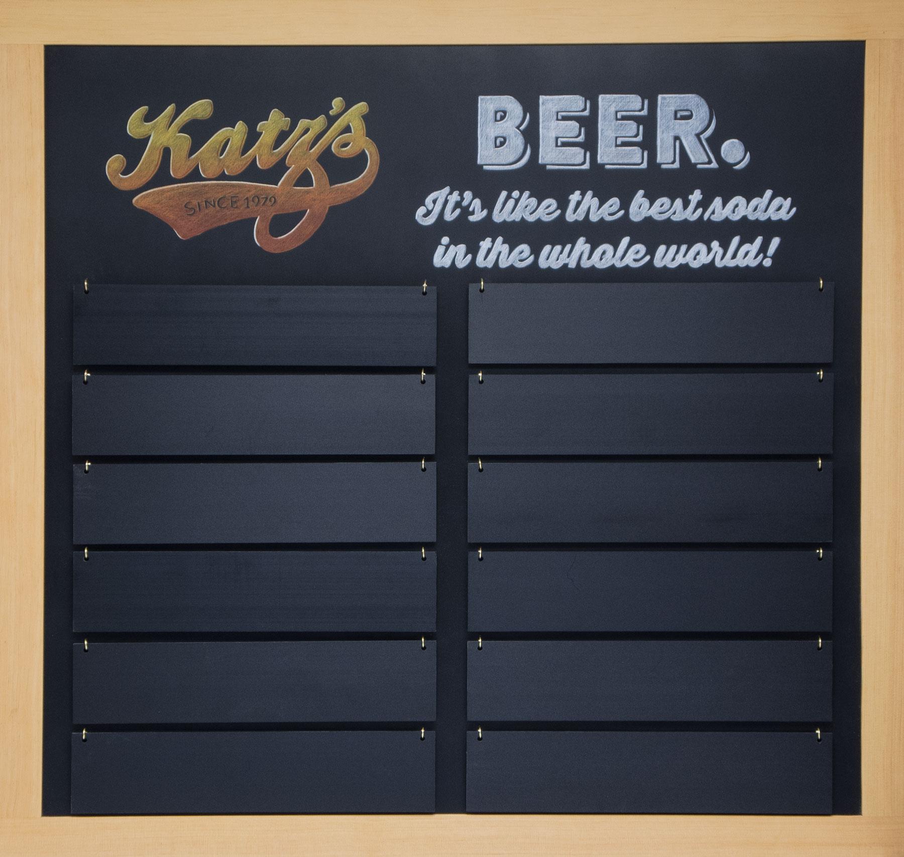 Menu Board Ideas - Custom Chalkboards - Chalk It Up Signs