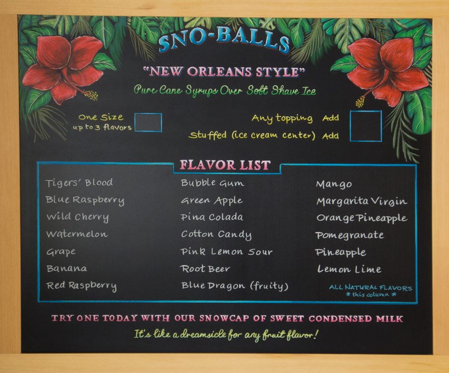 how do you make a restaurant chalkboard menu sign chalk it up signs